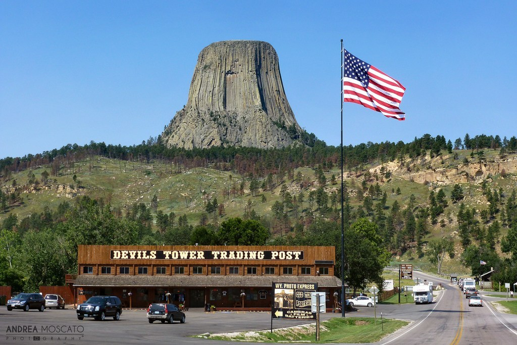 Devils Tower National Monument P.O. Box 10 Devils Tower, WY 82714-0010 Tel : (307) 467-5283